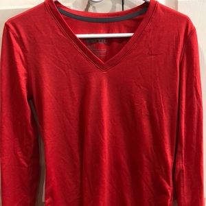 Nike Dri-fit Long Sleeve Size S Top